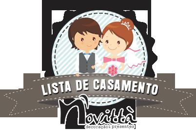 Lista de Casamento Novitta