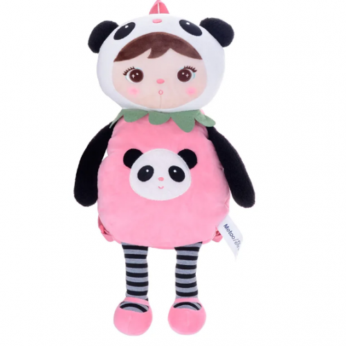 MOCHILA INFANTIL METOO DOLL PANDA