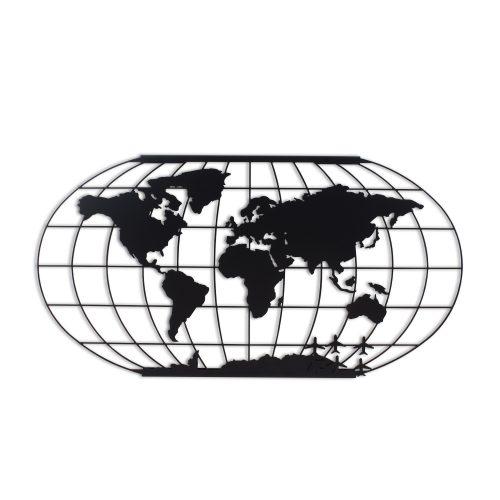 PAINEL MAPA GRADE 43CMX85CM